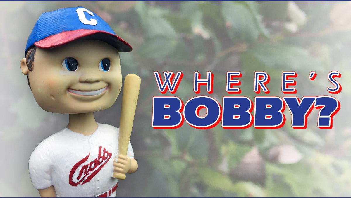 Where's Bobby Scavenger Hunt Header Image