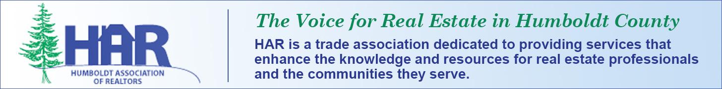 Humboldt Association of Realtors ad
