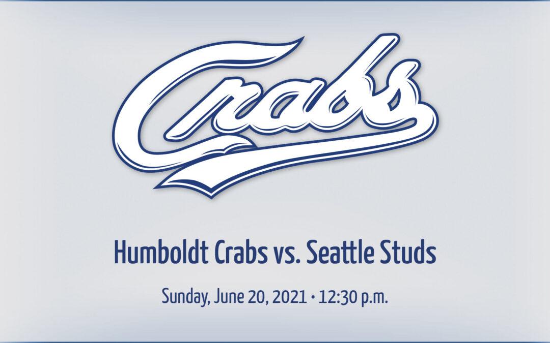 Gameday: 6/20/2021 vs. Seattle Studs