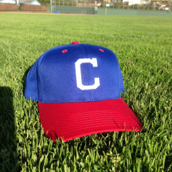 Red/Blue Adjustable Hat