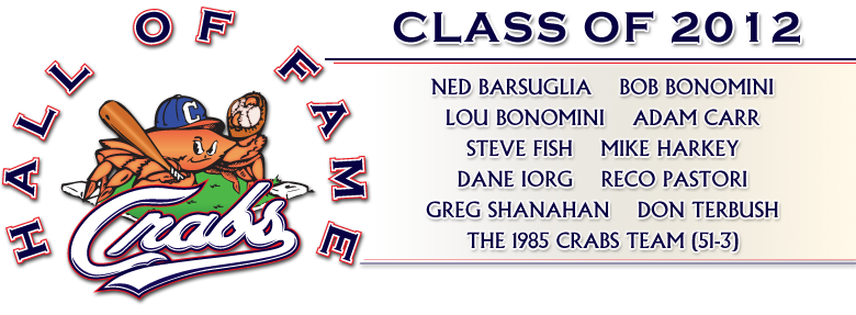 2012 Hall of Fame Graphic