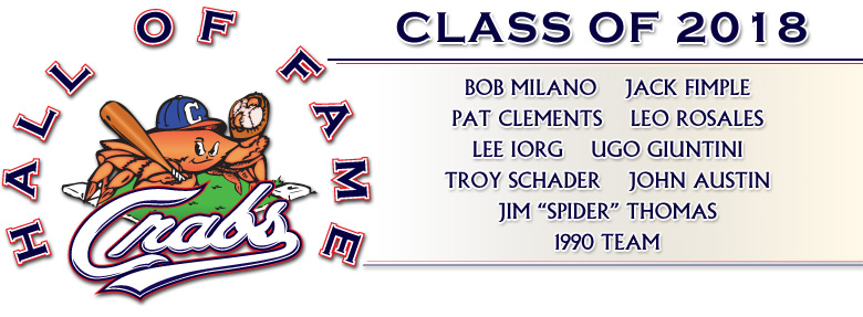 Hall of Fame Class of 2018