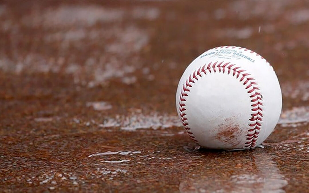 Friday's Game Rained Out; Will Be Made Up Saturday
