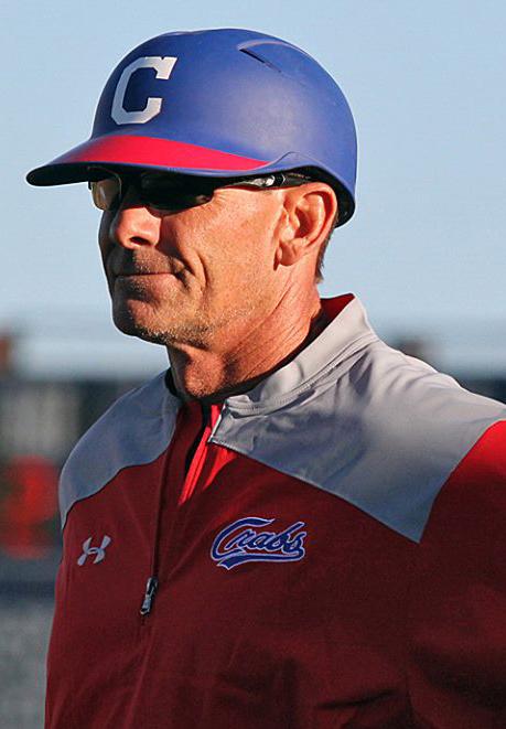 Assistant Coach John Bryant