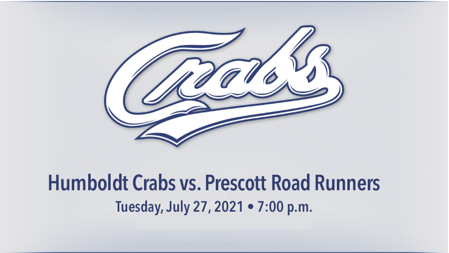 Gameday: 7/27/21 vs. Prescott Road Runners